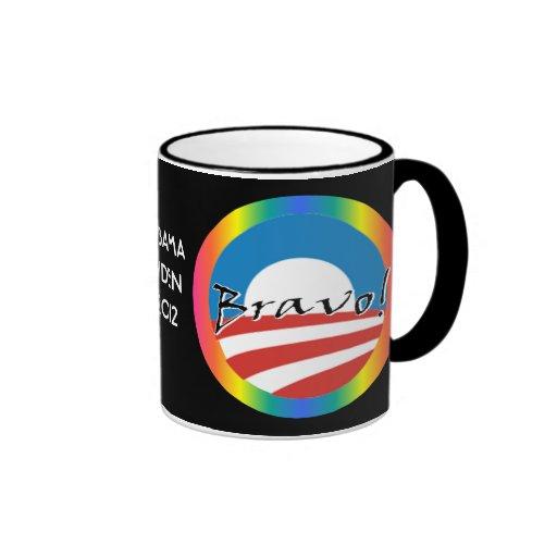 oBAMA bIDEN Gay Marriage mug