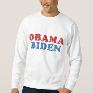Obama Biden Grunge Sweatshirt