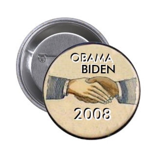 Obama / Biden Handshake Button