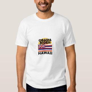 Obama Biden HAWAII T-Shirt