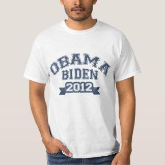 Obama Biden in 2012 T-shirts