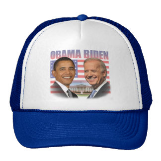 Obama Biden Inauguration Cap