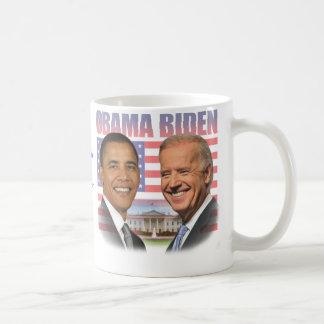 Obama Biden Inauguration Coffee Mug