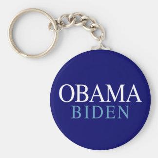 Obama Biden keychain