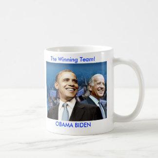 Obama Biden Mugs