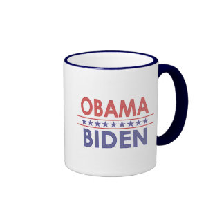 Obama-Biden Coffee Mugs