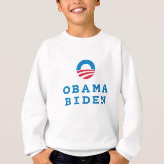 "Obama Biden ""O"" Logo Vertical (Color) Sweatshirt"