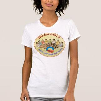 Obama Biden Obama Girls Are Hip For Barack Vintage Shirt