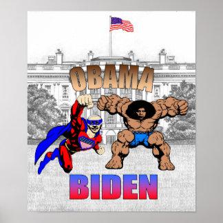 Obama Biden Poster