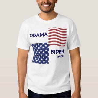 OBAMA-BIDEN Presidential Ticket T-Shirt