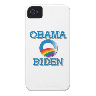 Obama Biden Pride Button Blackberry Case