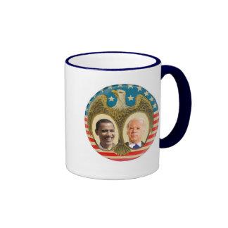 Obama Biden Retro Mug