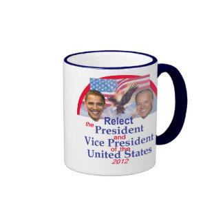 Obama Biden Ringer Mug