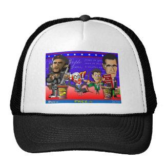Obama Biden Romney Ryan Mesh Hat