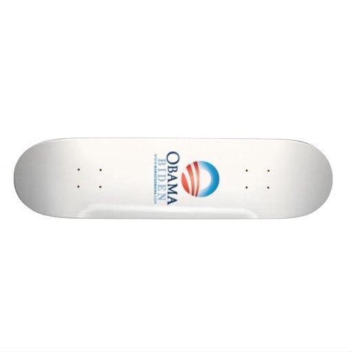Obama/Biden Skateboard