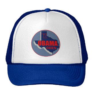 Obama Biden TEXAS Cap