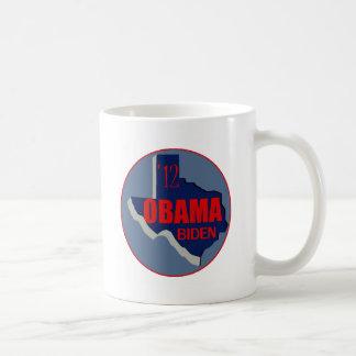 Obama Biden TEXAS Coffee Mug