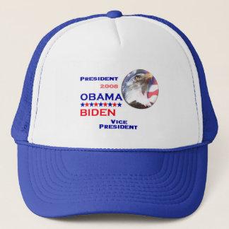 Obama Biden Ticket Hat