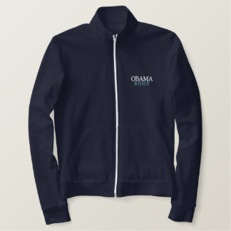 Obama Biden Track Jacket