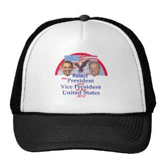 Obama Biden Trucker Hat