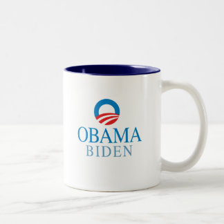 Obama Biden Two-Tone Coffee Mug
