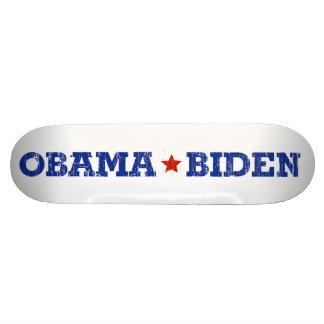 OBAMA ~ BIDEN (vintage) Skateboards