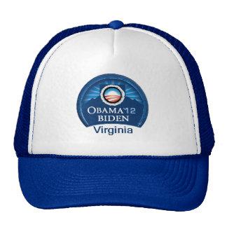 Obama Biden VIRGINIA Hat
