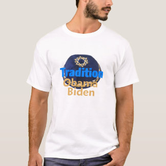 Obama Biden YARMULKE T-Shirt