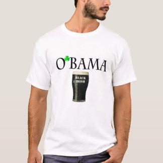 Obama Black Irish Beer T-Shirt