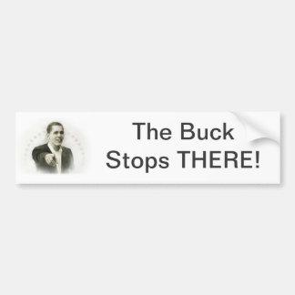 Obama Blame Bumper Sticker