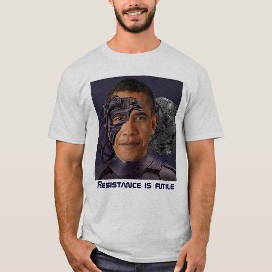 Obama Borg T-Shirt