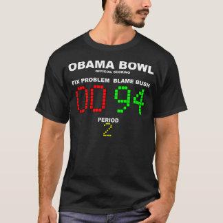 Obama Bowl - Official Scoring T-Shirt