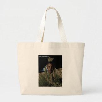 Obama Cactus Tote Bag