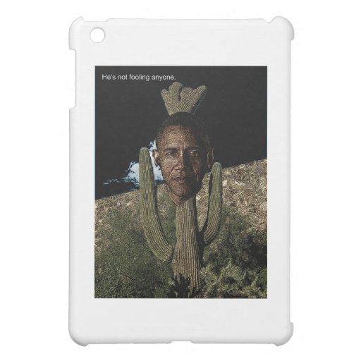 Obama Cactus Cover For The iPad Mini