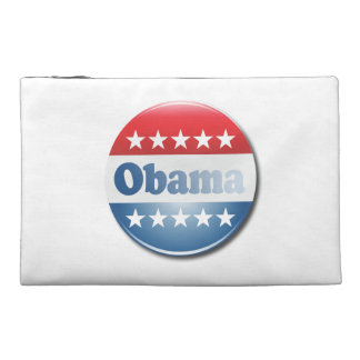 OBAMA CAMPAIGN BUTTON -.png Travel Accessory Bag