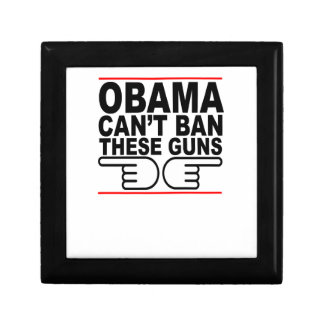 Obama Can t Ban These Guns T-Shirts K png Gift Boxes