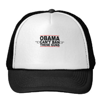 Obama Can t Ban These Guns T-Shirts L png Hat