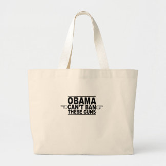 Obama Can t Ban These Guns T-Shirts png Bags
