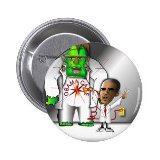 Obama Care in ICU Pin