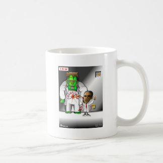 Obama Care in ICU Coffee Mug