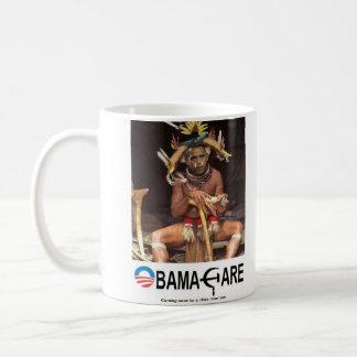 Obama Care Basic White Mug