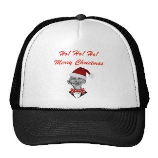 Obama Care Santa Trucker Hat