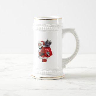 Obama Care Santa Coffee Mug
