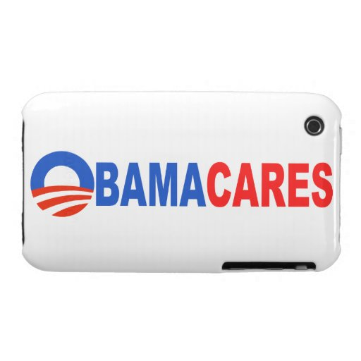 Obama Cares iPhone 3 Covers