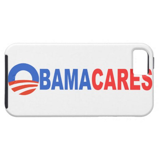 Obama Cares iPhone 5 Cases