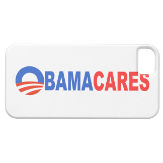 Obama cares barely there iPhone 5 case