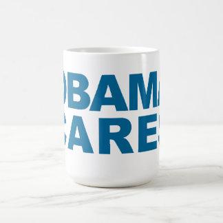 Obama Cares Coffee Mug