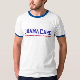 Obama Cares Tshirt