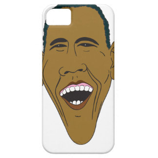 Obama Caricature Barely There iPhone 5 Case