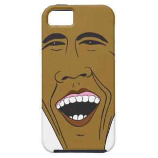 Obama Caricature iPhone 5 Case